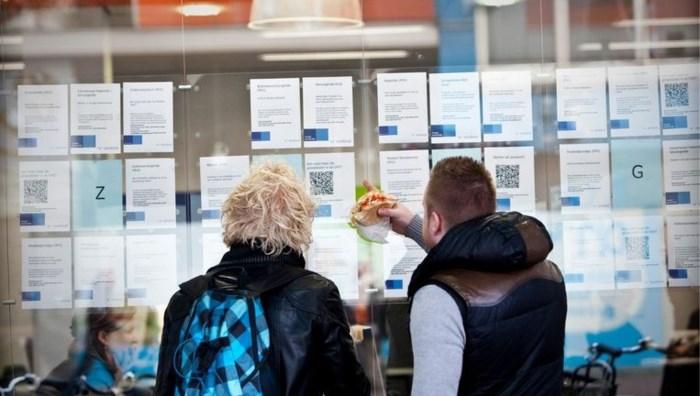 Aantal werklozen blijft dalen