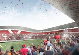 Geen gemeenschappelijk stadion: Antwerp blijft op Bosuil, stadion met 23.000 (!) plaatsen