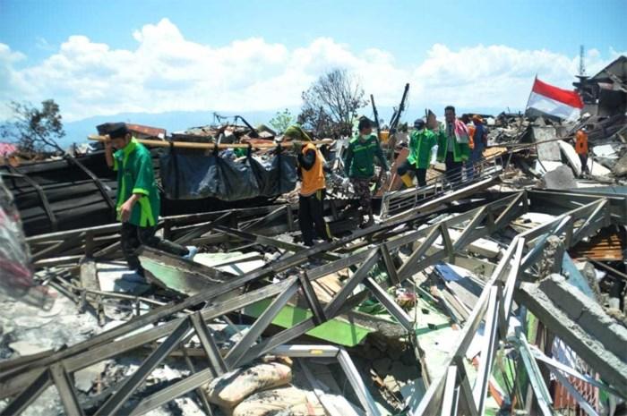 Consortium 12-12 start grote inzamelactie voor Indonesië na aardbeving en tsunami