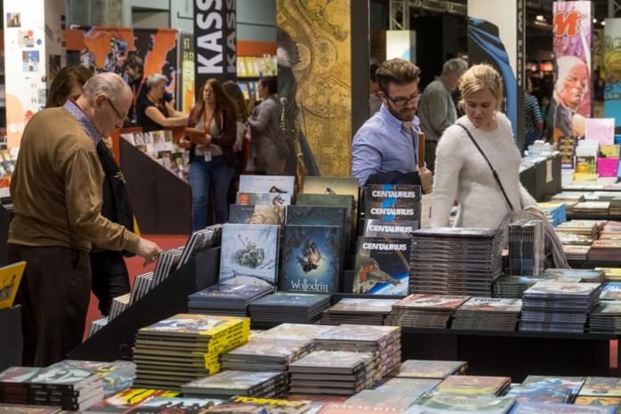 Boekenbeurs wil af van imago van 'kookboekenbeurs': meer aandacht voor buitenlandse schrijvers