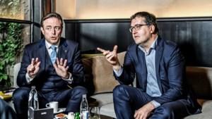 VIDEO. Water tussen Van Besien en De Wever blijkt tijdens debat eens te meer erg diep