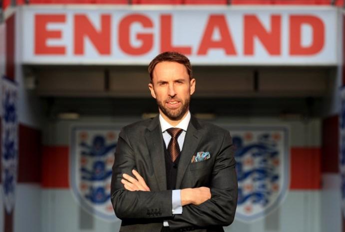 Gareth Southgate blijft tot 2022 Engels bondscoach