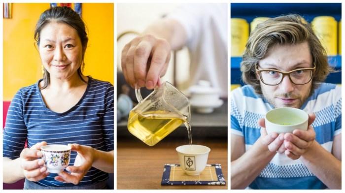 """Antwerpse passie voor thee: """"Eén keer ben ik 'theedronken' geweest, een vrolijk gevoel dat zo'n twee uur aanhoudt"""""""