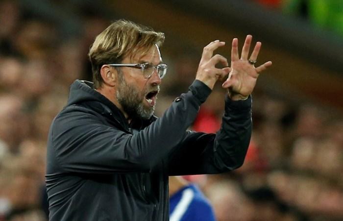 """Liverpool-coach Klopp voor kraker tegen City: """"Denken helemaal nog niet aan titel"""""""