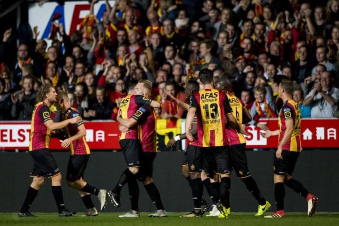 HERBELEEF. KV Mechelen kent weinig moeite tegen hekkensluiter OHL