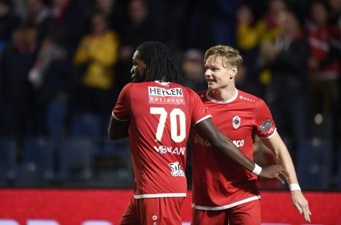 """Antwerp wordt gezien als kandidaat voor Play-off 1, maar… """"We horen nog niet bij de groten"""""""
