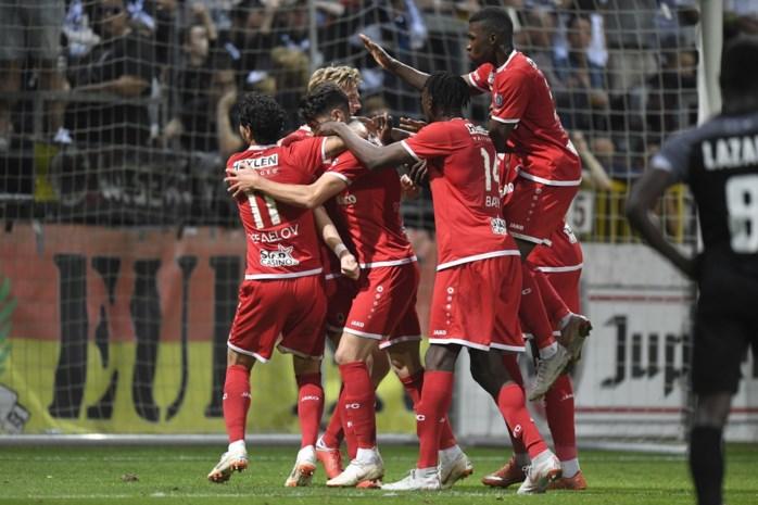 Spelersbeoordelingen Antwerp: vier spelers krijgen een 7