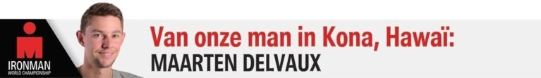 """Belgisch topteam ambitieus voor WK Ironman Hawaï: """"Klaar voor nieuwe podiumplaats"""""""