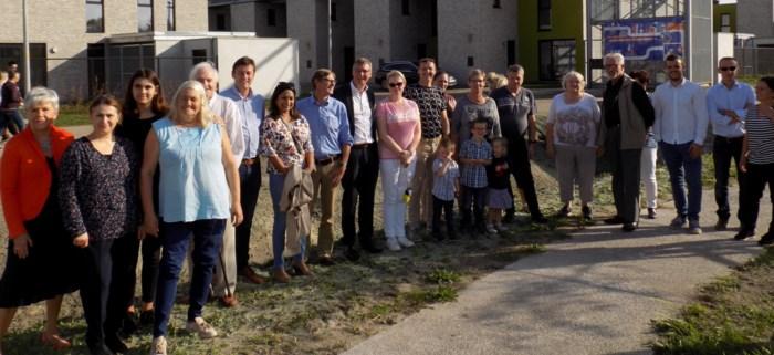 Rozenwijk bloeit weer op  dankzij 84 nieuwe woningen