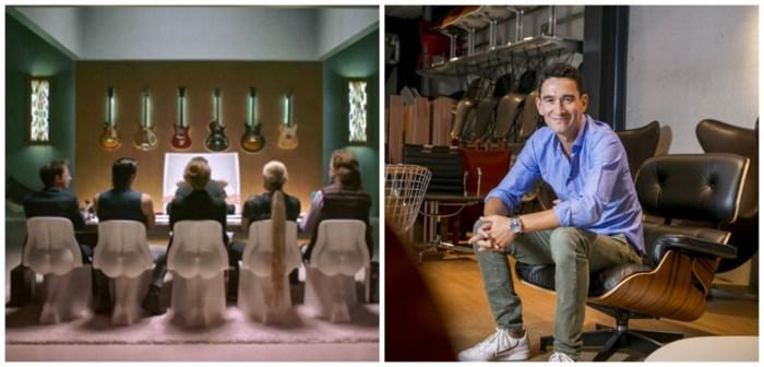 De vintage meubels in Callboys en Over Water? Die vinden de tv-makers bij Yves in Herentals