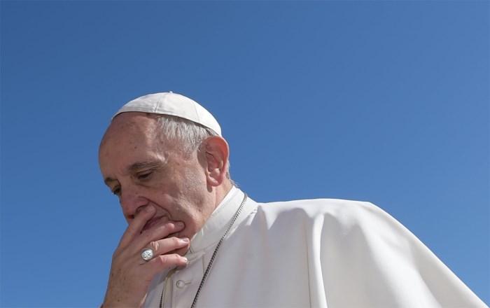 """Paus vergelijkt abortus met """"beroep doen op huurmoordenaar"""""""