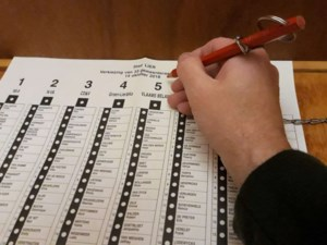 Verkiezing in Lier is nog echte bollekeskermis