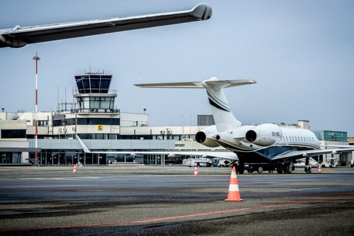 Parking luchthaven Deurne bij de duurste van Europa