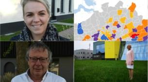OVERZICHT. Deze coalities zijn al beklonken in provincie Antwerpen