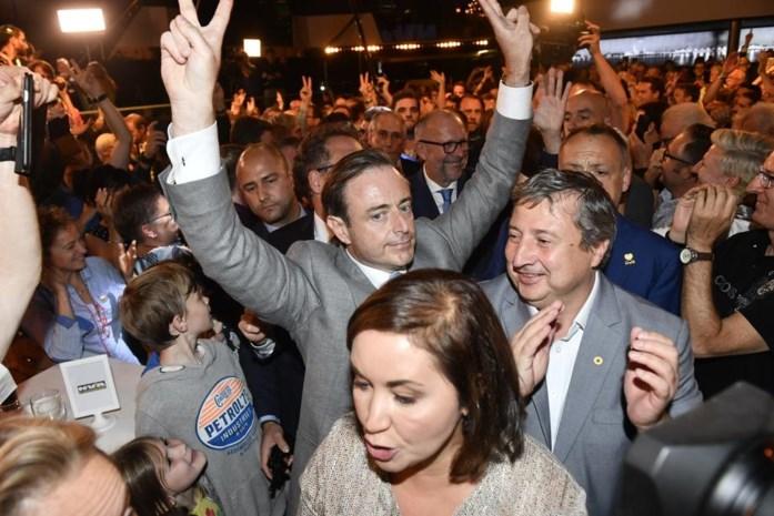 Ludo Van Campenhout (N-VA) alweer overtuigend verkozen ondanks moeilijke plek