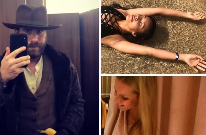 Gluren bij BV's. Kevin Janssens laat de woeste cowboy in zich los, Joke Van de Velde gooit haar kleren uit