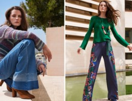 Najaarstrend: zo draag je een broek met brede pijpen