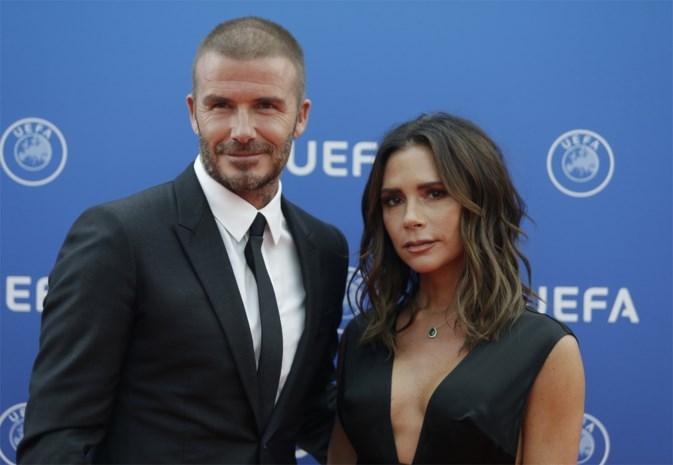 """David Beckham verklapt het geheim van zijn huwelijk: """"Het is hard werken"""""""