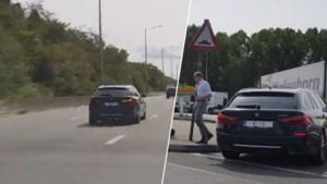 Daarom bleef Vlaams minister van Verkeer Ben Weyts op het middenvak rijden