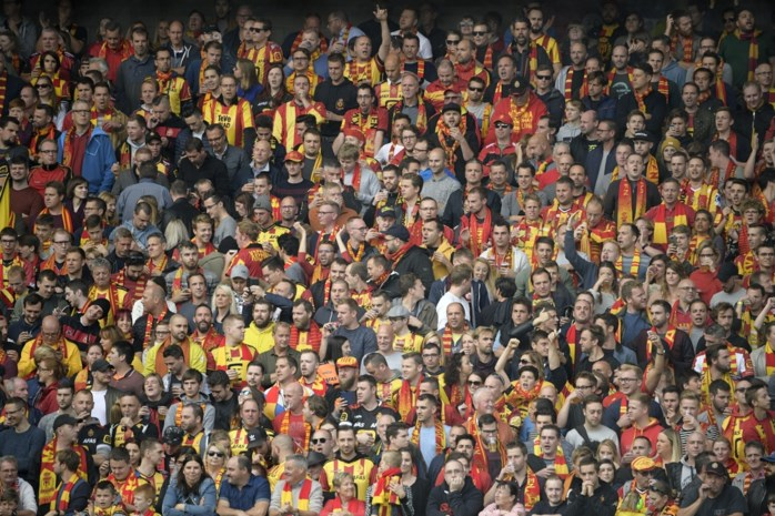 KV Mechelen vestigt nieuw toeschouwersrecord