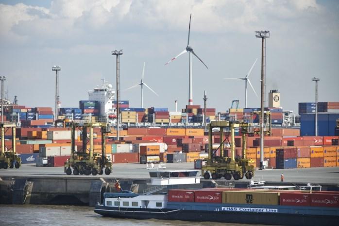 Antwerpse haven legt alleen maar positieve jaarcijfers voor