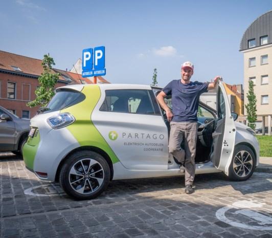 Mortsel en Boechout krijgen dit jaar nog elektrische deelauto's
