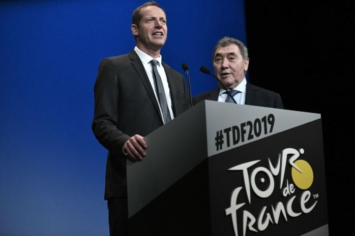 """Tourbaas Prudhomme laat er geen twijfel over bestaan: """"Winnaar van de Tour de France moet altijd goed kunnen klimmen"""""""