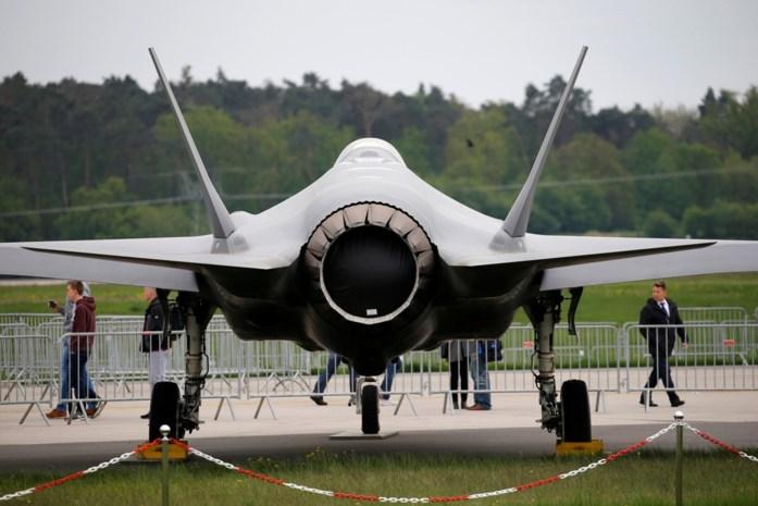 Regering bevestigt dat F-35 vervanger wordt voor F-16: investering van 4 miljard euro