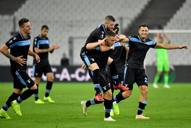 EUROPA LEAGUE. Hattrick bij Hazardloos Chelsea, stijlvolle zege van Lazio en Spaanse clubs dollen
