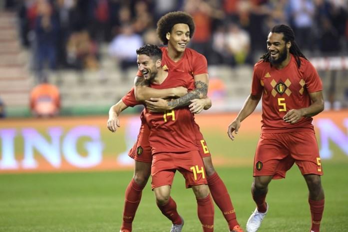 Rode Duivels behouden eerste plaats op FIFA-ranking en lopen zelfs (beetje) uit op wereldkampioen Frankrijk