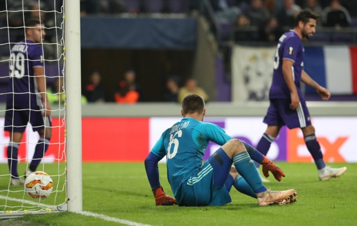 Anderlecht geeft Europese wederopstanding op domme manier uit handen