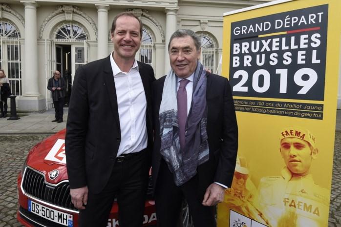 Grand Départ in Brussel en twee ritten in België: in deze gemeenten passeert de Tour de France 2019