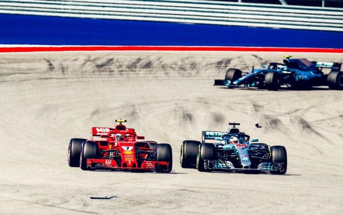 """Lewis Hamilton: """"Snelheidsverschil in de F1 vormt een probleem"""""""
