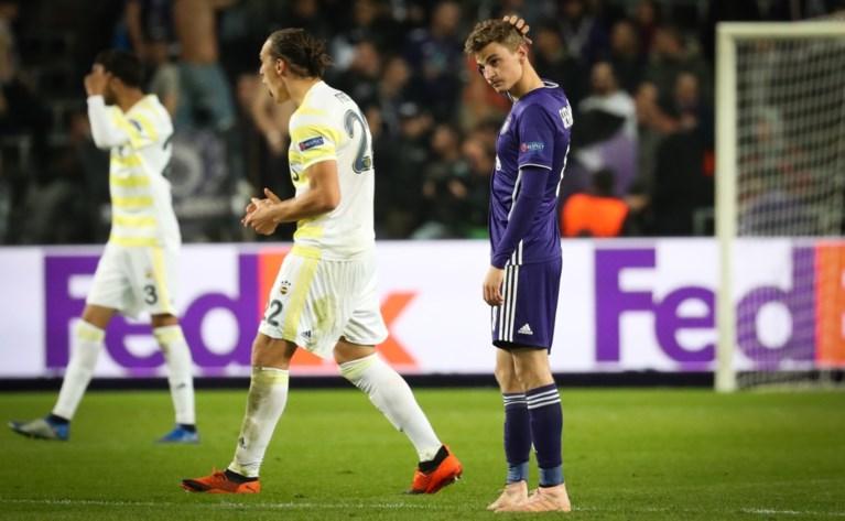 """Hein Vanhaezebrouck verwacht """"helse opdracht"""" voor Anderlecht en hekelt tegengoals: """"Koel afgestraft"""""""