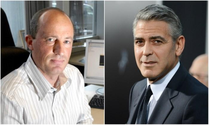 """Antwerpse zakenman na betichting van goudsmokkel: """"George Clooney mag pittige rechtszaak verwachten"""""""
