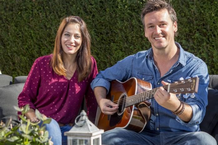 """Musicalster Sasha Rosen, de vrouw van 'Romeo' Davy Gilles: """"De rust van mijn jeugd vind ik terug in Westerlo"""""""