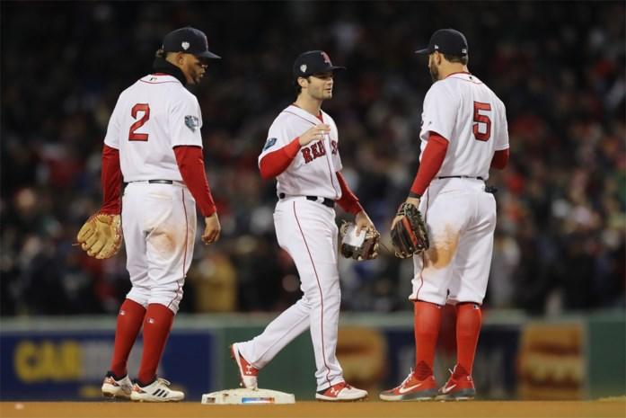 Boston Red Sox verdubbelen voorsprong in World Series baseball