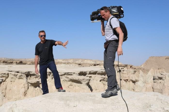 """Cameraman Jef (54) uit Rijkevorsel trekt met Tom Waes de wereld rond: """"Om mij te verbazen, moet je met straffe kost afkomen"""""""