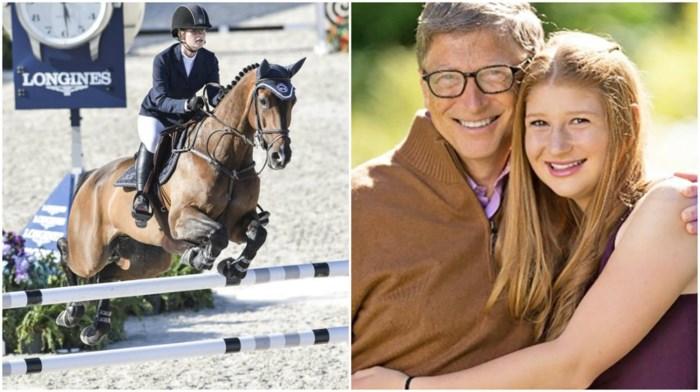 Bill Gates koopt paardenhoeve in de Kempen voor dochter Jennifer (21)