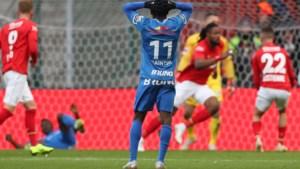 Leider Genk moet de punten delen met Standard na Luiks doelpunt in blessuretijd