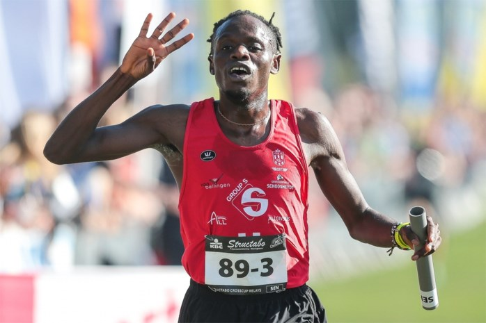 Isaac Kimeli krijgt profcontract bij Sport Vlaanderen
