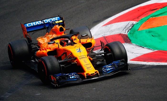 """McLaren: """"Prestatie van Stoffel Vandoorne is indrukwekkend"""""""