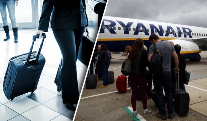 """Test Aankoop niet te spreken over nieuwe regels van Ryanair: """"Italië heeft ze al opgeschort, dat moet bij ons ook"""""""