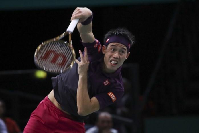 Kei Nishikori krijgt laatste ticket voor ATP Finals