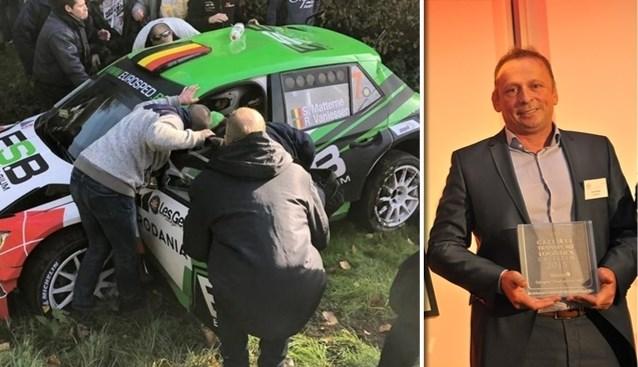 """Limburgse ondernemer (52) sterft bij zware crash in rally van Condroz: """"Teamgenoten in shock"""""""
