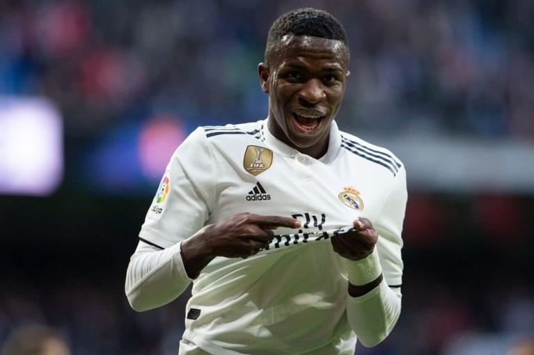 """Courtois over Martinez als trainer bij Real Madrid: """"Ik denk dat hij bij België heel gelukkig is"""""""