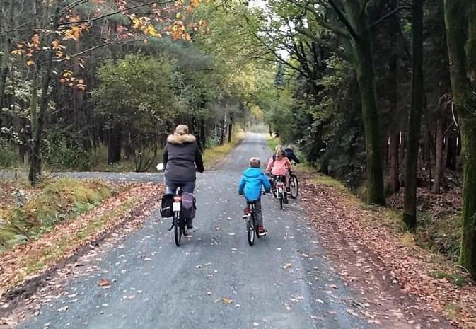 Veilige fietsverbinding tussen dorpskernen