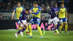 Waasland-Beveren gaat met 1-2 onderuit tegen Anderlecht