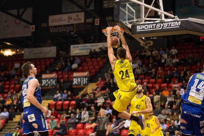 Oostende alleen leider in Euromillions Basket League