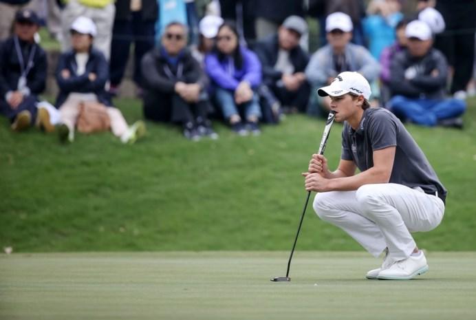Thomas Detry klimt liefst 40 plaatsen en wordt tweede Belg op golfranking, Justin Rose sprint naar nummer één